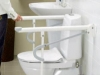 toilet-with-double-grab-rail