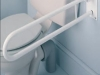 toilet-with-single-grab-rail